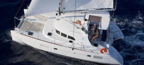 Segelboot Ibiza Katamaran