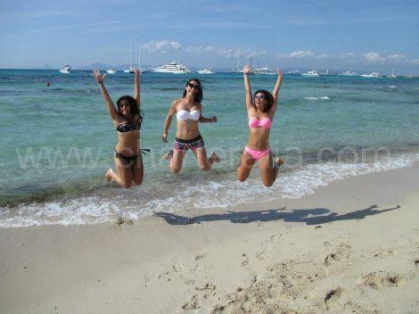 Es Cavallet Strand Formentera