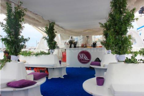 Hochzeitsboot Ibiza
