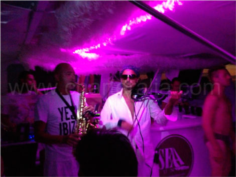 Ibiza Party Boot
