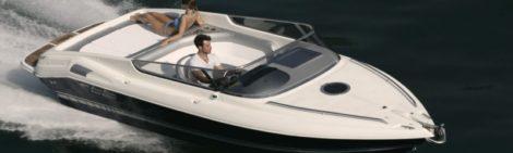 Schnellboot Ibiza