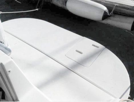 Schwimmplattform auf Sea Ray 270 Schnellbootmiete in Ibiza Formentera