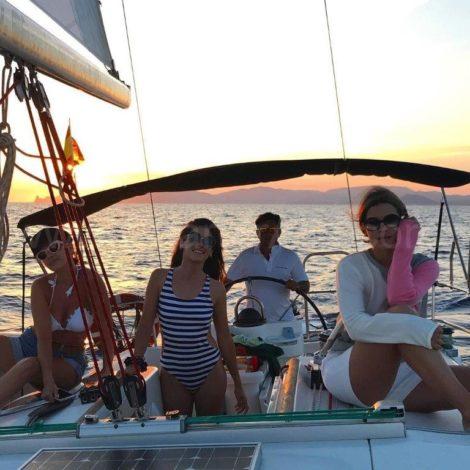 Mieten Sie ein Segelboot-Ibiza-Bavaria-46