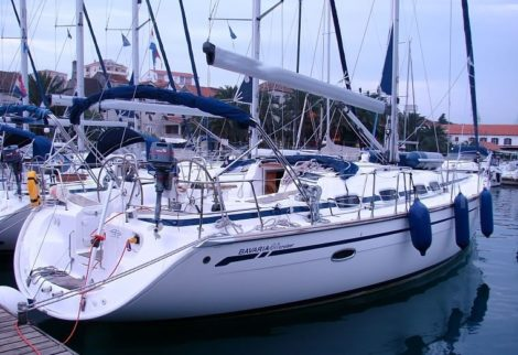 Segelboot Bavaria 46
