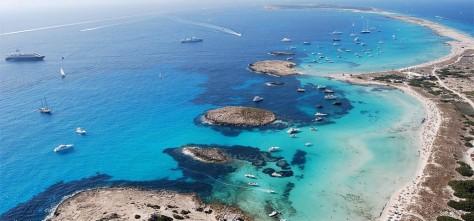 Sailing boat charter Ibiza