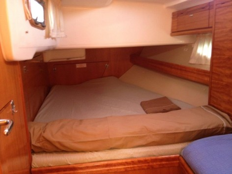 5 cabin boat Balearic islands