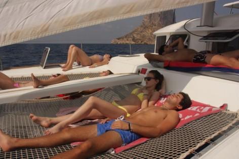 Holidays in Ibiza and Formentera on skippered boats and catamarans