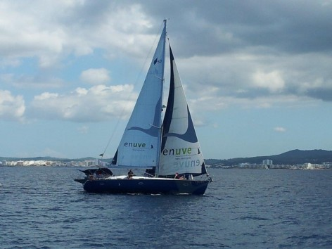 Sailboat Bavaria 50 Ibiza