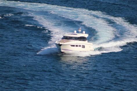 Yacht prestige 500 Ibiza