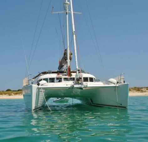 catamaran Lagoon 470 Ibiza