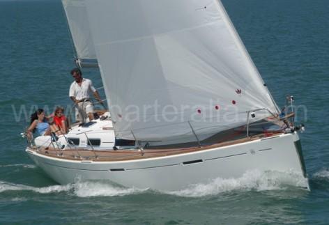 Boat hire San Antonio