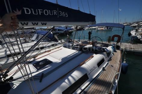 Dufour boat charter Ibiza