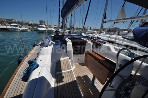 Sailing boat hire San Antonio