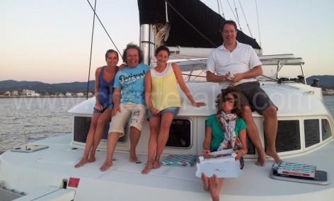 boat trips ibiza sunset