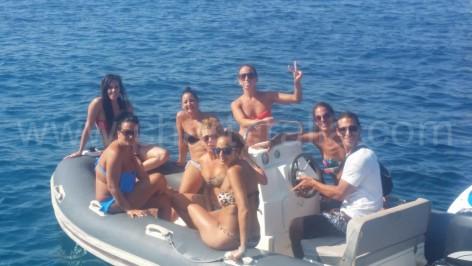 calabassa beach club dinghy service