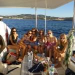 capacity catamaran Lagoon 380