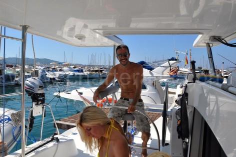 charter boat san antonio