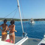 charter boats ibiza