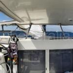 helm at catamaran charteralia ibiza