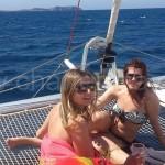 sailing upwind santa eulalia