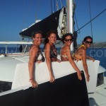 skippered sailboat ibiza