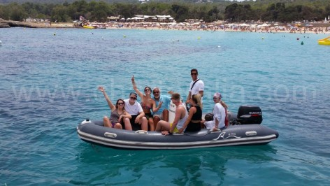 speed boat rental in ibiza and formentera