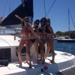 stability catamaran