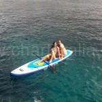 stand up paddle surf in Ibiza