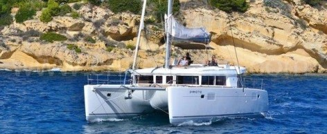 Luxury boat hire Ibiza and Mallorca