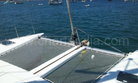 new nets catamaran