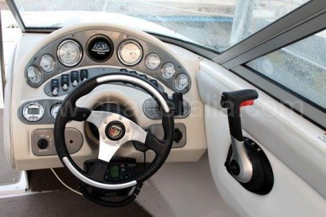 Hiring a fast speed boat in Ibiza and Formentera