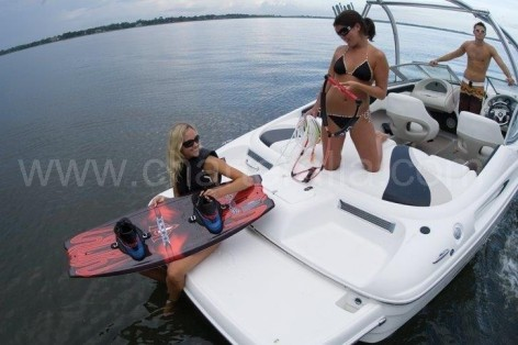 Speed boat rental Ibiza