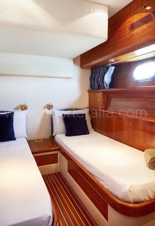 Luxury Yacht Engine Room: Alfamarine 60 Luxury Power Yacht Hire In Ibiza