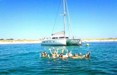 Rent a sailing boat in Menorca