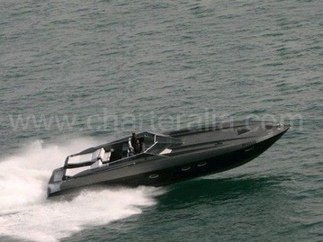 Stealth 50 yacht rental in Ibiza