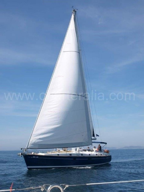Beneteau 50 boat rental in Ibiza and Formentera