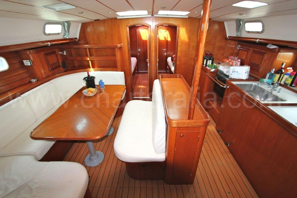 Beneteau 50 Airconditioned Sailing Boat Rental In Ibiza