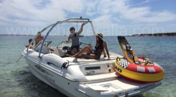 speed boat charter ibiza