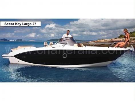Boat charter in Balearic Islands Key Largo 27