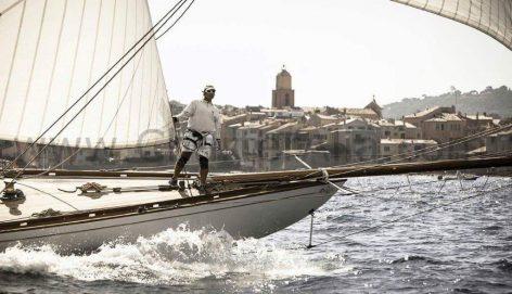 Captain Mario sailing catamaran for charter in Formentera and Ibiza