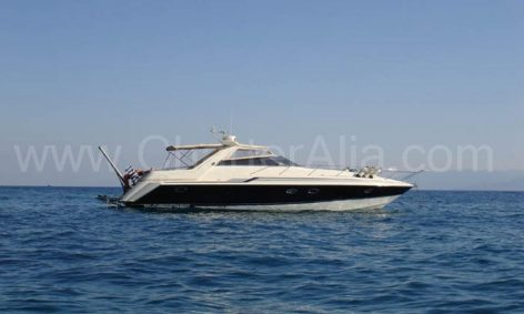 Rent Sunseeker 46 Ibiza yacht