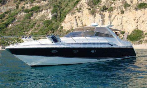 Sunseeker Camargue 46 ibiza yacht charter