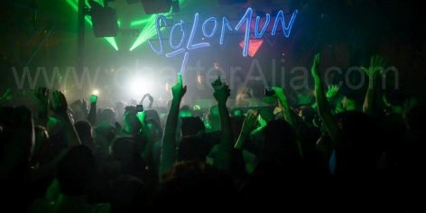 Solomun rocking at pacha