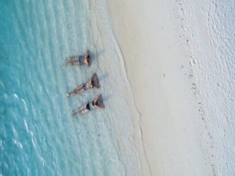 Ses Illetes beach Formentera