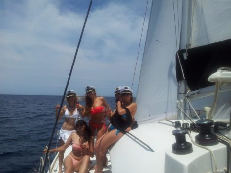 Boat hire Malaga