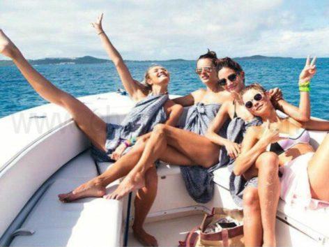 Motor boat rental Formentera