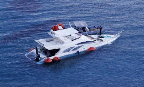 Boat crisis