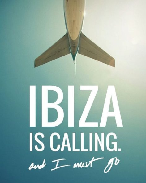 Get ready for Ibiza