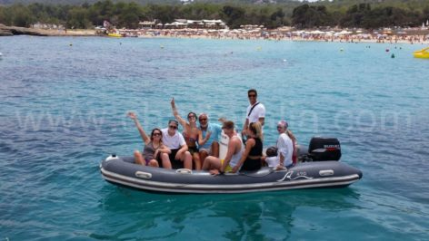 Boat rental in Ibiza and Formentera