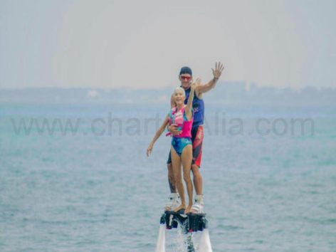 Flyboard for all ages